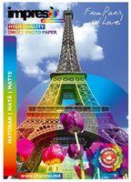 Фото-бумага Impreso IMP-MA4250050 Double-Side Matte A4, 250g, 50pcs