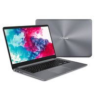 ASUS S410UA GREY METAL, серый