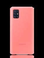 Чехол ТПУ Helmet Liquid Samsung Galaxy A51 2020(A515), Pink