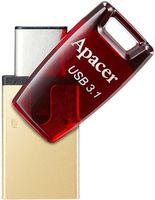 USB Flash Drive Apacer AH180 32GB Red RP