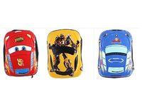 Рюкзак-троллер детский в форме машины