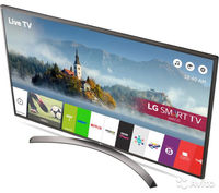 """49"""" LED TV LG 49LJ624V, Titan (1920x1080 FHD, SMART TV, PMI 1000Hz, DVB-T2/T/C/S2) (49"""", Titan, IPS Full HD, PMI 1000Hz, SMART TV (WebOS 3.5), 3 HDMI, 2 USB (foto, audio, video), DVB-T2/C/S2, OSD Language: ENG, RU, RO, Speakers 2x10W, 12.7Kg, VESA 300x300 )"""