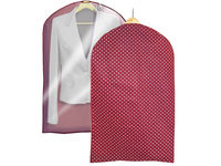 Чехол для одежды 60X100cm BORDEAUX, тканевый