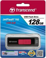 Flash Drive Transcend JetFlash 760 Black 128Gb