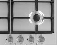 Встраиваемая  газовая панель Beko HIMW64225SX