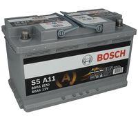 Аккумулятор Bosch Silver S5 A11 (0 092 S5A 110)