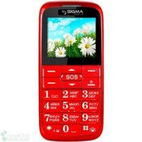 Sigma Comfort 50 Slim (Red)