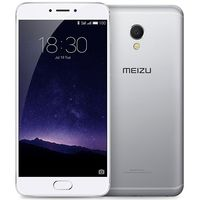 Meizu MX6 Duos 32GB, Silver/White