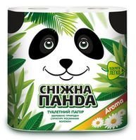Туалетная бумага PANDA Aroma 2 слоя 22.36м*4