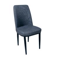 CX 202 стул черный кожаный чехол
