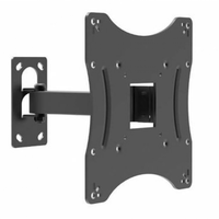 "Wall Mount CHARMOUNT ""CT-LCD-T108"" Black 14""-39"", max.30kg, VESA max:200x200"