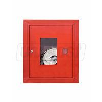 купить Шкаф пожарный ВСТРОЕННЫЙ со стеклом, с отсеком для 1рукава 650x540x230 ШПК 310 ВОК ФАЭКС (красный) в Кишинёве