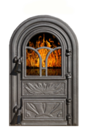 Ușă pentru sobă Orizont