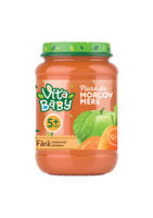 VITA Baby пюре морковь-яблоко 180 г