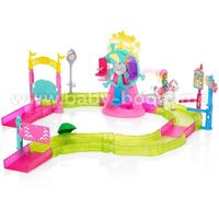 """Барби В движении Игровой набор """"Парк аттракционов"""" FHV70"""