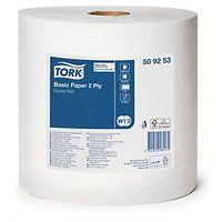 Полотенце бумажное TORK Universal 2-сл., 33х25.5см, 264м