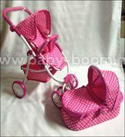 Baby Mix ME-9662M-M1422 Коляска для куклы 2в1