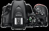 Aparat foto DSLR Nikon D5600 Kit 18-55 AF-P VR