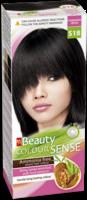 Vopsea p/u păr, SOLVEX MM Beauty Sense, 125 ml., S18 - Negru