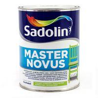 Sadolin Эмалевая краска Мaster Novus BW 1л