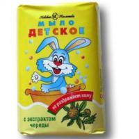 Невская Косметика мыло детское с экстрактом череды