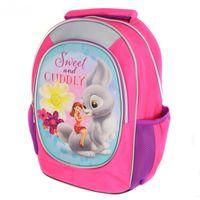 """Ghiozdan pentru școală """"Disney Fairies"""" HIPE I roz"""