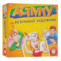 Piatnik Настольная игра Безумный художник