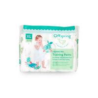 Органические подгузники-трусики Offspring XL (12-22 kg) 30 шт