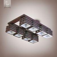 купить N&B Light Светильник Хьюстон 11508-1 венге глянец в Кишинёве
