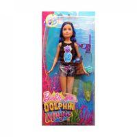 Mattel Барби кукла Сестричка с любимцем
