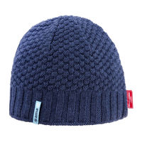 Шапка Kama Urban Beanie, 100% MW, inside WS fleece band, AW63