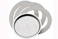 Прокладки для кофеварки на 6 чашек Pedrini 3шт, силикон