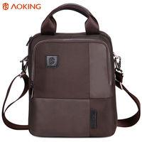 Сумка на плечо Aoking  SK54082, коричневая