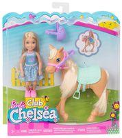Barbie Chelsea cu Pony (DYL42)