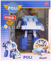 Robocar Poli 83046 Игрушка-трансформер Поли (7,5 см.)