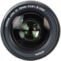 Obiectiv Canon EF 35mm f/1.4L II USM