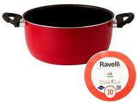 Кастрюля Ravelli N10, D20cm, 3.5l