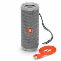 JBL Bluetooth Speaker FLIP 4, Gray