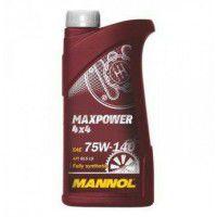 Масло трансмиссионное Maxpower 75W140