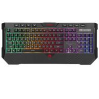 Клавиатура Marvo K656 Gaming, Black