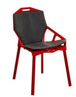 cumpără Şezut scaun textil, gri în Chișinău