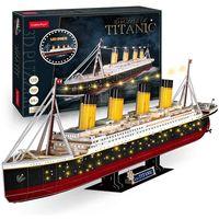 3D PUZZLE Titanic (Led)