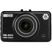 "DVR Globex GE-200nv, 2.7"" 1920x1080 M-JPEG4 170° microSD Li-Ion"