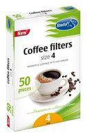 Filtre pentru cafea №4 50 buc
