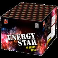 Батарея салютов Dinamit Energy Star TB53