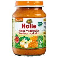 Piure amestec de legume Holle (6 luni+), 190g