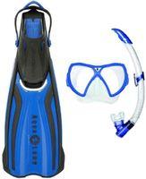 Aqualung Set Amika XS/S Blue (SR111113)