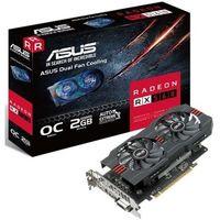 ASUS RX560-O2G RX560, 2GB GDDR5 128bit 1176/7000MHz