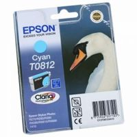 Ink Cartridge Epson T08124A/T11124A cyan