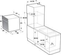 Cuptor electric Gorenje BCS747S34X